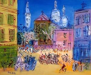 Raoul Dufy, le Plaisir
