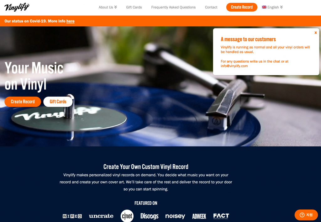 Vinylify.com